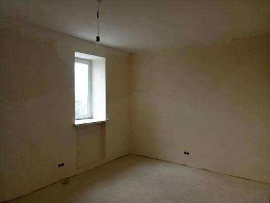 Квартира №131, складається з двох кімнат, загальною площею 63,6 кв.м., житловою площею 35,2 кв.м., яка знаходиться за адресою м.Київ, вул.Харченка Євгенія 47-Б.